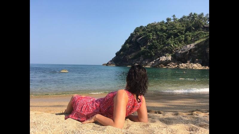 Таиланд Рай в раю день на пляже остров Koh Phangan