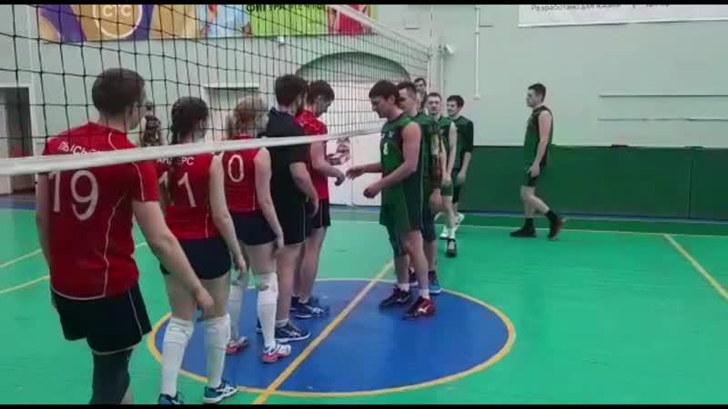 Волейбольная команда Теппи