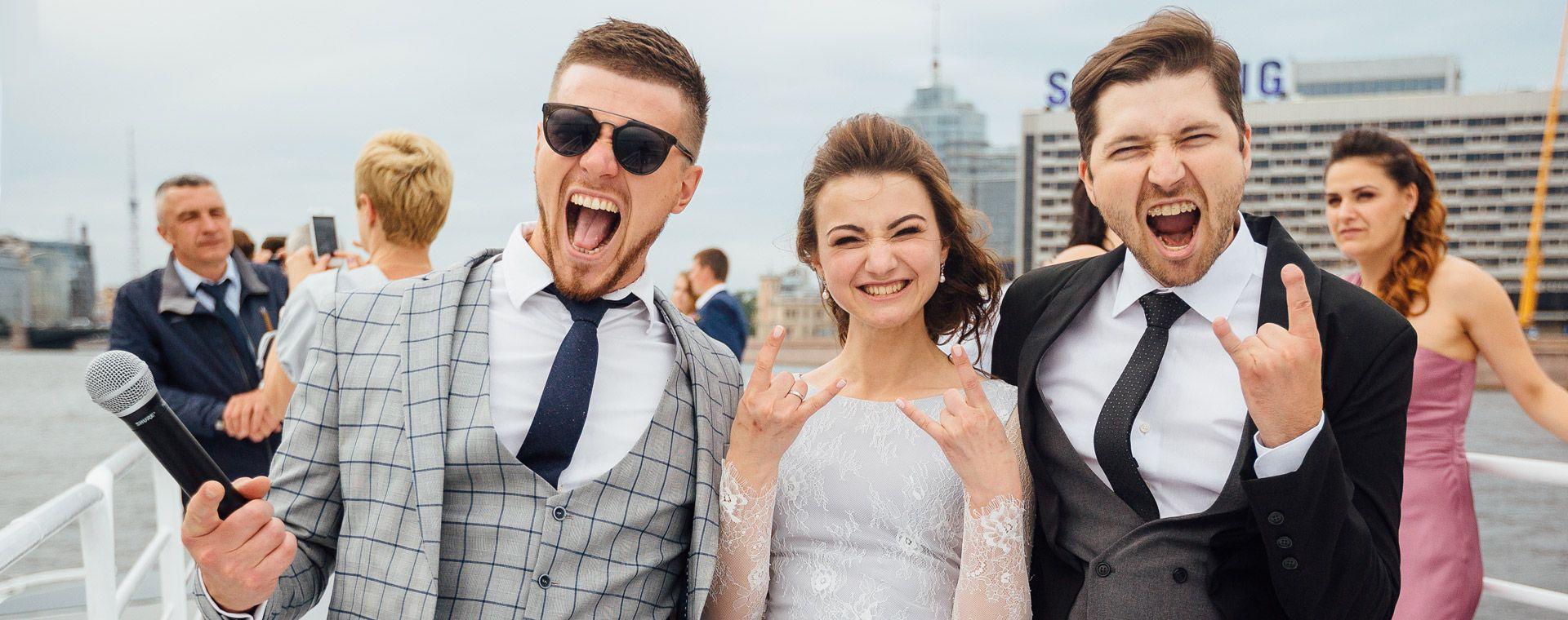 6l5DJa 5OM4 - Как рекламировать услуги ведущего/свадебного ведущего