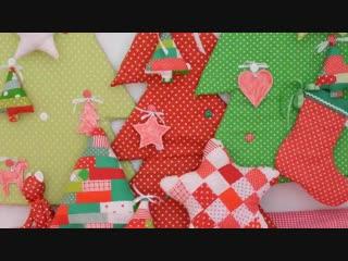 Видео-обзор новогоднего курса по пошиву от LulaBooo!