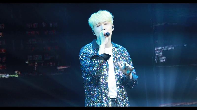 190317 이홍기 李洪基 LeeHongGi 눈치없이 《LeeHongGi Solo Concert I AM IN HONGKONG》 직캠 CAM 4K