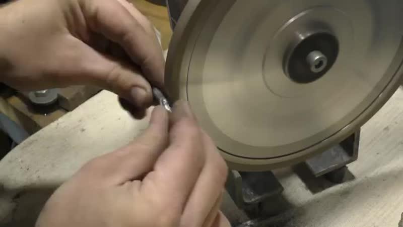 Самодельная фреза по металлу из обычного сверла