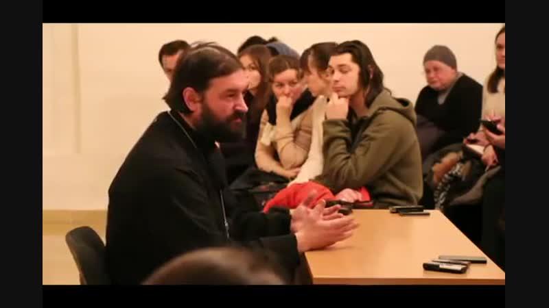 25 06 2015 Встреча с протоиереем Андреем Ткачёвым Ч.2
