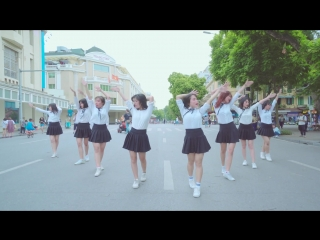 [KPOP IN PUBLIC CHALLENGE] AH CHOO + ONLY YOU + SHINE Dance cover