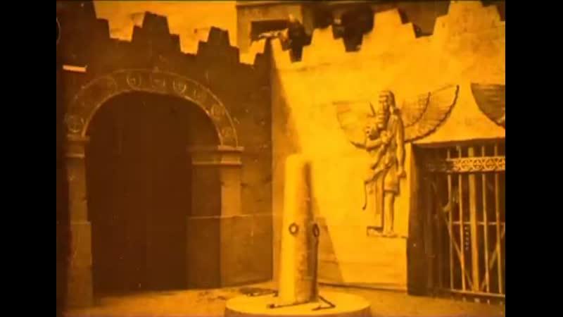 ХРИСТИАНСКИЕ МУЧЕНИКИ Martyrs Chrétiens Christian Martyrs 1905 silent short film