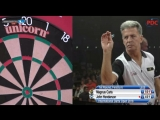 2018 International Darts Open Round 1 Caris vs Henderson