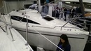 Dalpol yacht, Phobos 24,5 Boat show Wind and water in Poland, Katowice 12.11.2017