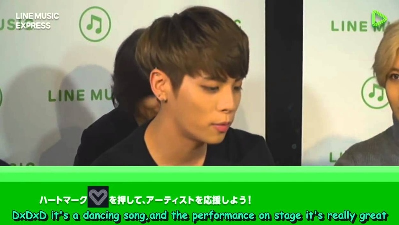 [ENG SUB] 151214 SHINee Line Music Express FULL-1