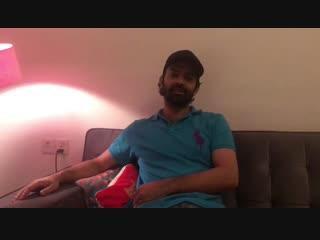 Видео-привет от Баруна Собти