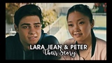 Peter K + Lara Jean Their Story To All The Boys I've Loved Before