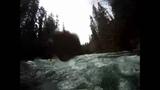 Mackenzie River Spring kayaking