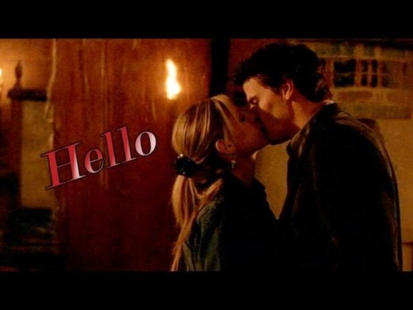 Hello | Buffy Angel