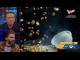 Ben Affleck y Oscar Isaac expertos en reconocer las explosiones al rev