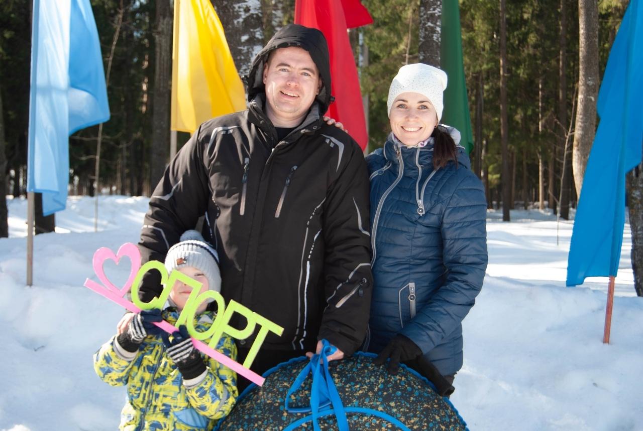 23 марта 2019 года состоялся городской спортивный праздник «Папа, мама, я – спортивная семья!