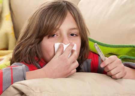 Симптомы гриппа могут возникать в результате определенных заболеваний и синдромов.