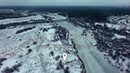 Река Уста своздуха / River Usta Aerial Video