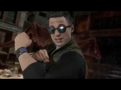 Mortal Kombat 11 Джонни Кейдж Трейлер