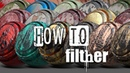 Filther for Substance - How to guide