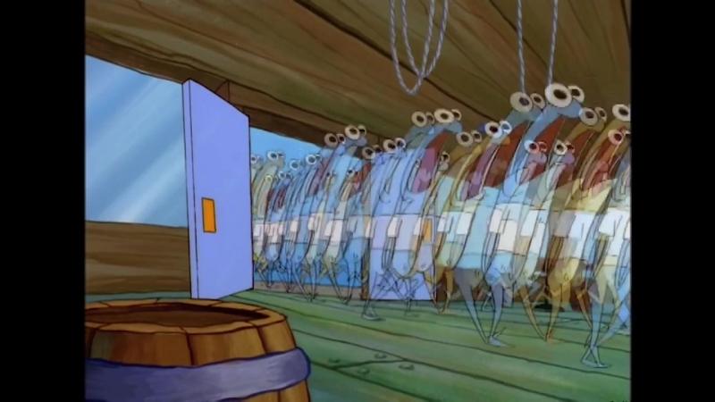 Губка Боб Квадратные Штаны 1 сезон 1 серия Nickelodeon Россия online video