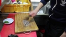 Preparing, Eating Sannakji, Live Octopus, at Noryangjin Fish Market, Seoul