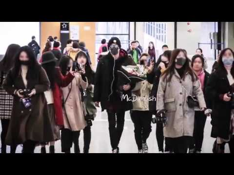 Dimash Димаш - Arriving for Silk Road Cohesion Award, Shanghai 16.12.2018