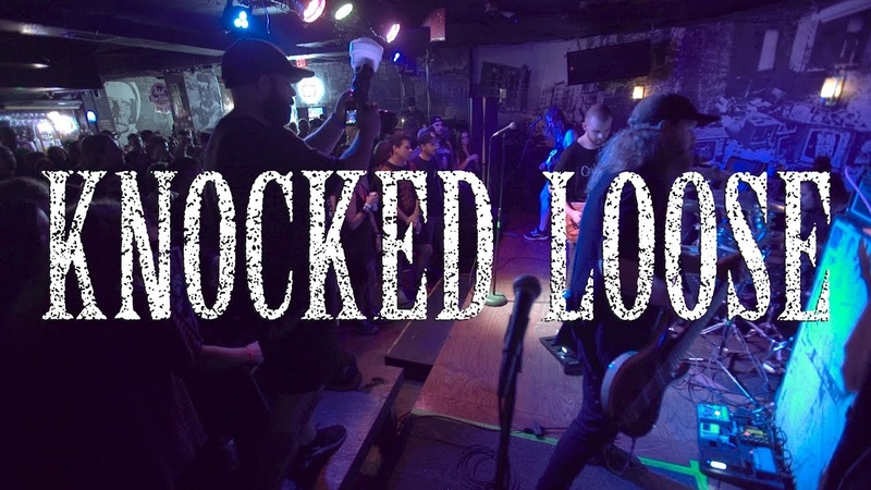 Knocked Loose (Full Set) at Nighthawks