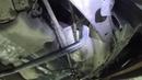 BMW E39 M57 Проект по замене с АКПП на МКПП коробки перидачь Часть 4!