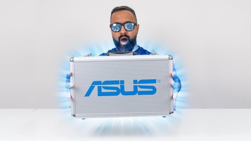 Special Package from ASUS special package from asus