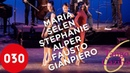 Maria Selen Stephanie Alper Fausto and Gianpiero El huracán