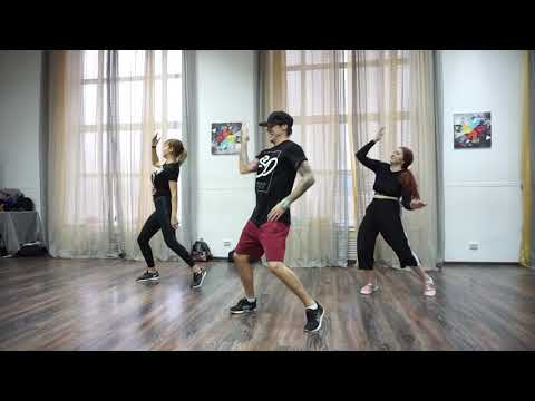Dancehall Routine Andrey Boyko ||| With Daria and Nastya
