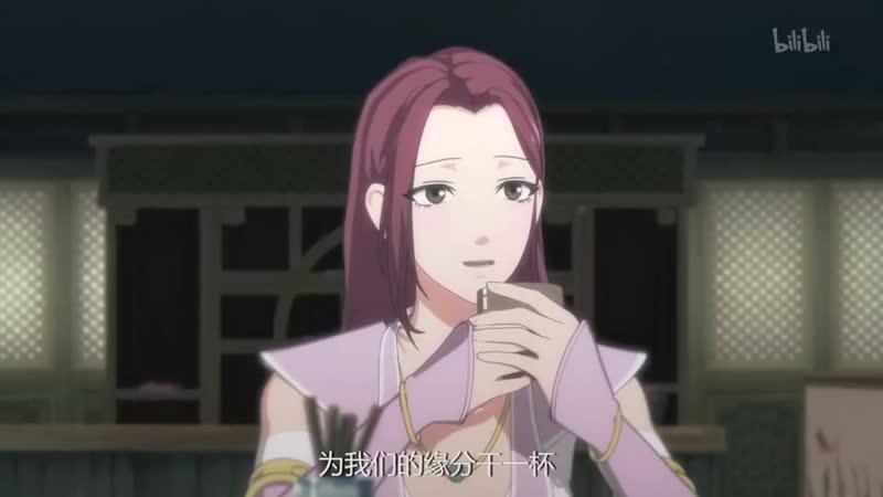 [OpenVost] Сеть мечей Благородная рыцарская душа (HD) - 3 серия (русская озвучка от animevost.org)