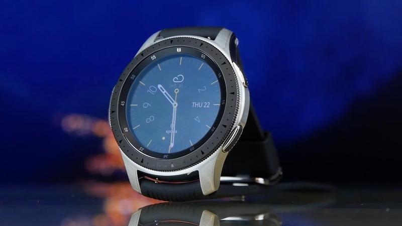 ⏰ Обзор смарт-часов Samsung Galaxy Watch 46 мм, опыт использования (эксплуатации)