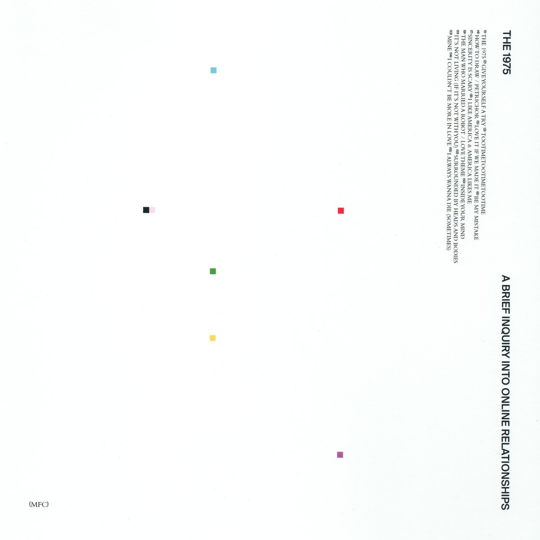 The 1975 - A Brief Inquiry Into Online Relationships (2018)