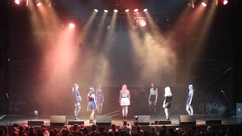 Michin Yojas - Oh My Girl - Remember Me - Autumn IdolCon 2018