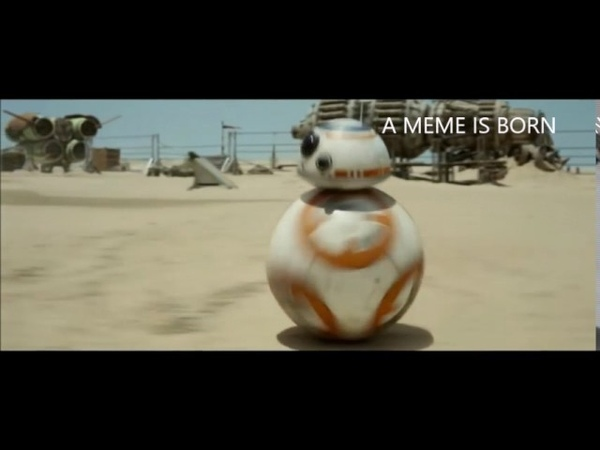 BB-8 with Subtitles