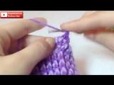 ☆Варежки, вязание крючком для начинающих, crochet
