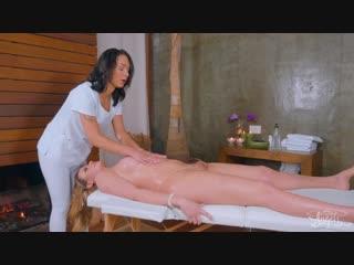 TransAngels Hanna Rios & Lara Machado - Brazilian Tour: Hot Cock Massage  2018 г., Shemale, Hardcore, Bareback, 1080p
