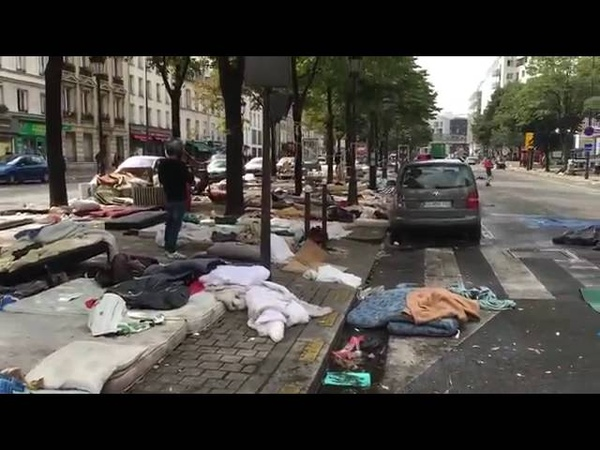 PARIS SEPTEMBER 16, 2016 GONE TO HELL Pt2