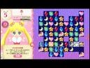 Sailor Moon Drops Usagi Tsukino New Year Version atack 5 level