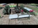 Развертывание системы ПВО в рамках маневров Восток 2018