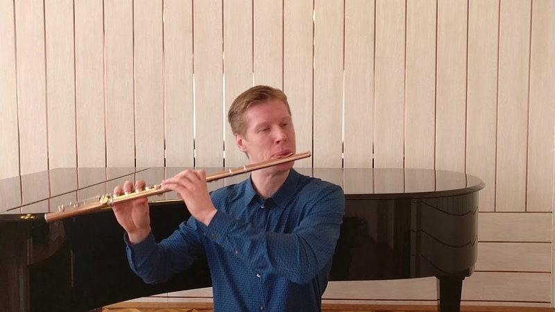 Станислав Ярошевский Звук и технические трудности при игре на флейте