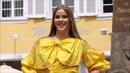 Показ мод в Блискастеле Сумочки на подиуме