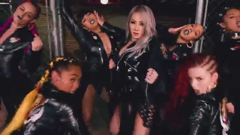 151122 CL - 'HELLO BITCHES' DANCE PERFORMANCE VIDEO