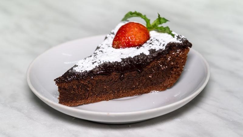 Брауни, шоколадный торт, пошаговый классический рецепт » Freewka.com - Смотреть онлайн в хорощем качестве