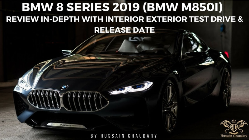 BMW 8 SERIES 2019 (BMW M850I) | REVIEW IN-DEPTH WITH INTERIOR EXTERIOR TEST DRIVE RELEASE DATE |