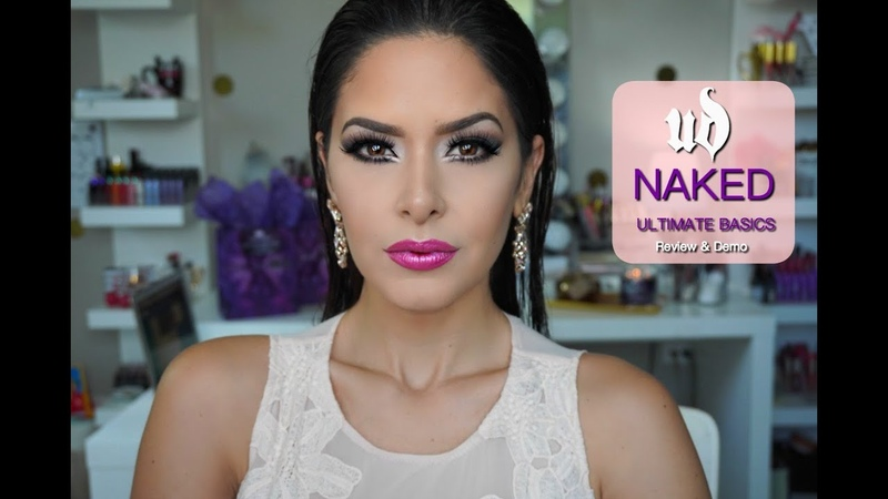 Urban Decay Naked Ultimate Basics | Reseña y Demo | Yanira Giselle