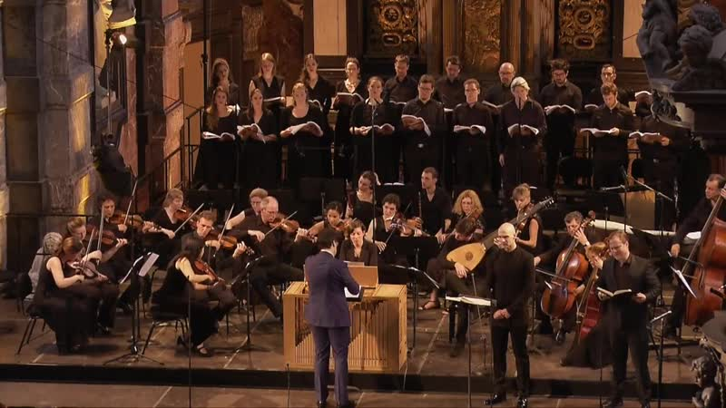 G. F. Händel - Samson HWV 57 His mighty griefs - Chœur de Chambre de Namur Millenium Orchestra [Leonardo García Alarcón]