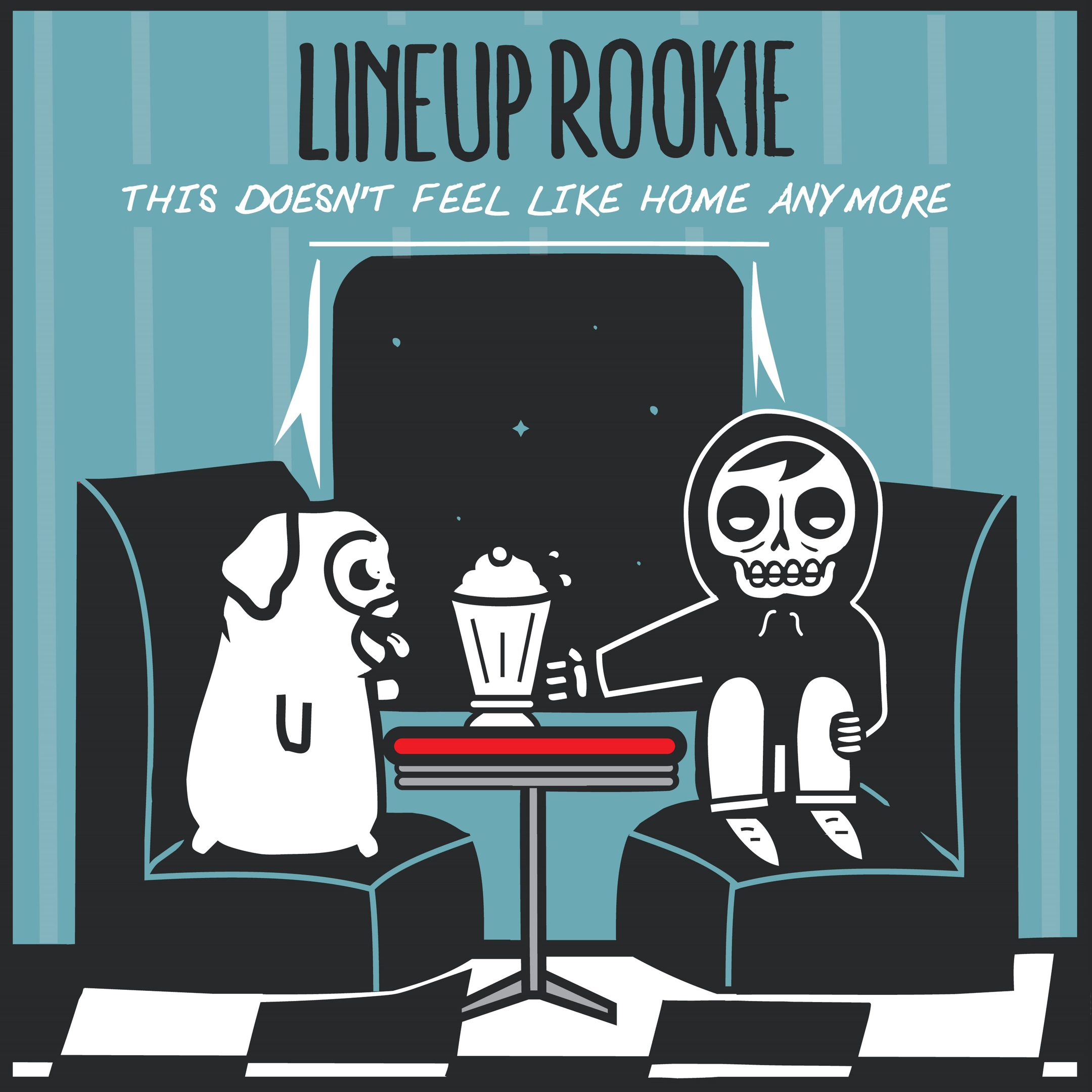 Lineup Rookie - This Doesn't Feel Like Home Anymore [EP] (2018)