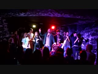 EKB BOB MARLEY TRIBUTE BAND - Buffalo Soldier (live in Syndrome Bar)