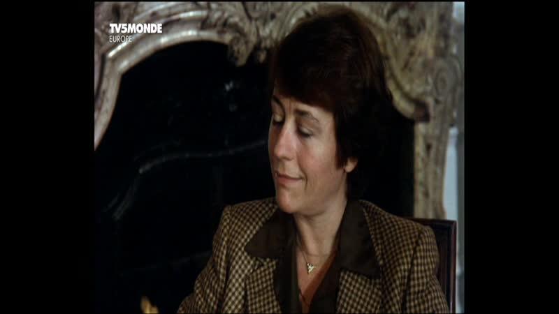 Любовь под вопросом (Франция, 1978) детектив, Анни Жирардо, многоголосый закадровый перевод